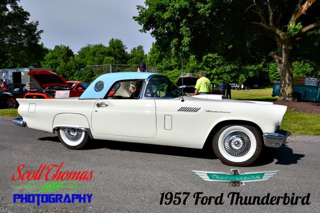 Thunderbird Car Meet Car Show New Hampshire