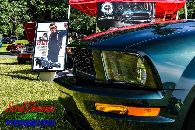 2008 Ford Bullitt Mustang GT