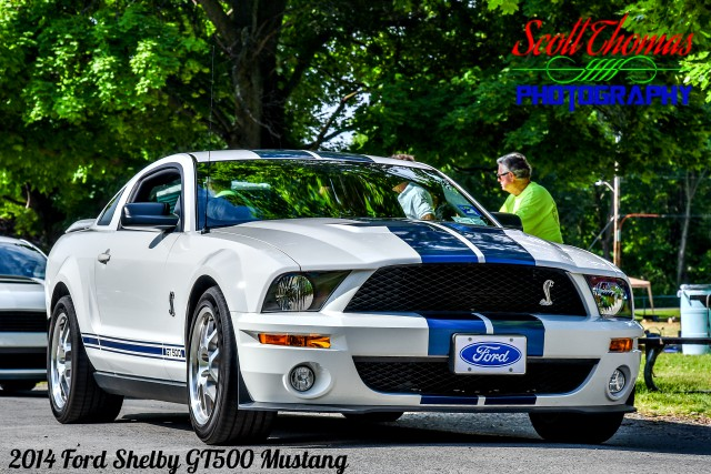 2014 Ford Shelby GT500 Mustang