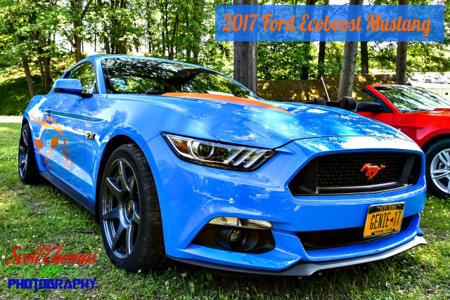 2017 Ford Ecoboost Mustang