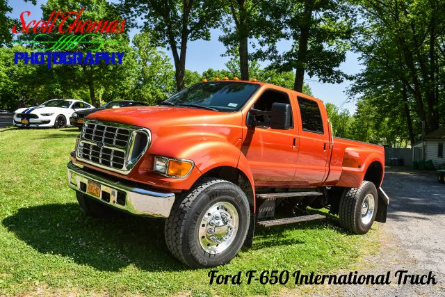 Ford F-650 International Truck