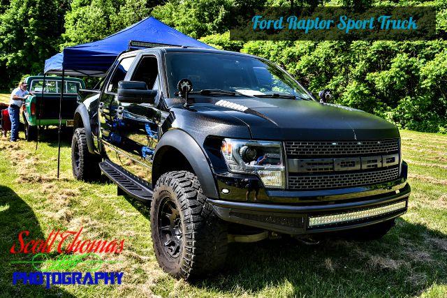 Ford Raptor Sport Truck