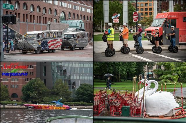 Boston Tourist Transportation