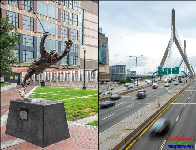 Modern Boston Sights