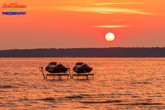 Oneida Lake Sunset