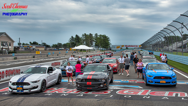 Watkins Glen International Finish Line