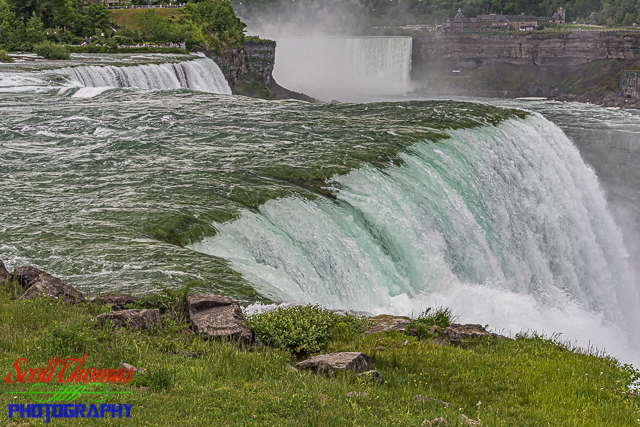American Falls from Prospect Point