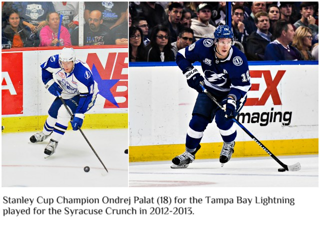 Stanley Cup Champion Ondrej Palat