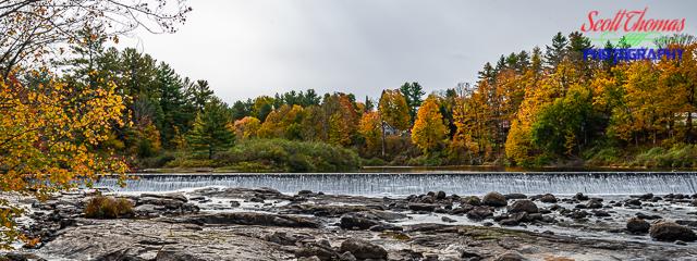 Hawkinsville Dam