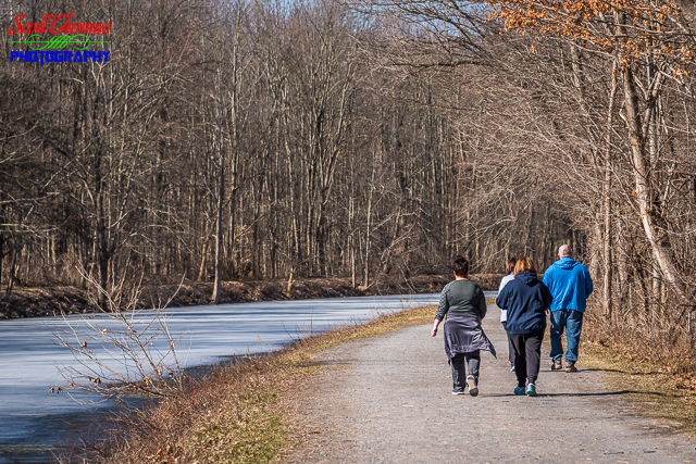 Erie Canal Towpath