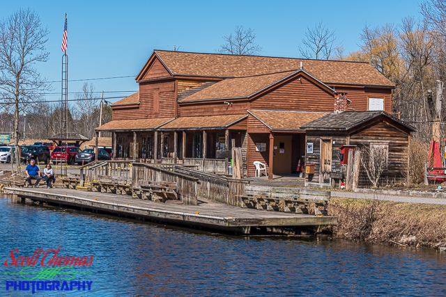 Sims' Museum at the Erie Canal Park
